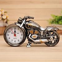 Đồng hồ để bàn hình xe Mô tô