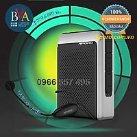 Máy trợ giảng không dây Aporo T18 UHF 2.4G Bluetooth 5.0 tần sóng 2.4GHz - 2.48GHz - HÀNG CHÍNH HÃNG