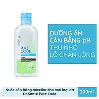 Nước cân bằng da Micellar Pure Cоde dành cho mọi loại da 200ml