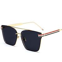 Kính mát dành cho cả nam và nữ  Kasawi M14 kính mắt vuông kính thời trang nam, kính râm nam, kính chống tia cực tím, kính lái, lái xe, gọng hợp kim thép