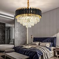 Đèn chùm pha lê MOGA trang trí nội thất hiện đại sang trọng