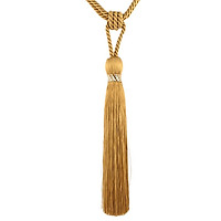 Curtain Binding Holder Decoration Curtain Tie Rope Tassels Pendant Accessories for Curtains