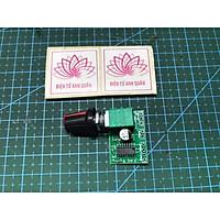 Mạch khuếch đại âm thanh PAM8403 2*3W 5v có volum ( nút màu đỏ)