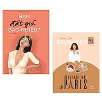 Combo Tủ Sách Quý Cô: Bạn Đắt Giá Bao Nhiêu? + Madame Chic - Rất Thần Thái, Rất Paris - (Bộ 2 Cuốn Sách / Sách Bán Chạy Nhất / Tặng Kèm Postcard Greenlife)