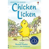 Usborne Chicken Licken + CD
