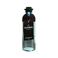 Bình Nước Uống  La Fonte 600ml Màu Xanh Đen - 886205