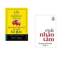 Combo 2 cuốn sách: Bài Học Diệu Kỳ Từ Chiếc Xe Rác (Khổ lớn) + Học làm người - Thất nhân tâm