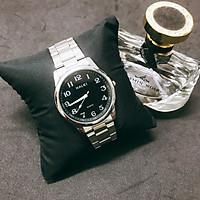 Đồng hồ Nam Halei  HL456 dây thép không gỉ (HL456 dây trắng)+ Tặng Combo TẨY DA CHẾT APPLE WHITE PELLING GEL BEAUSKIN chính hãng