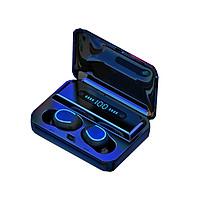 Tai Nghe Bluetooth  TWS F9-5 Tai Nghe Nhét  Hai Tai  Bluetooth 5.0  True wireless   Cảm Ứng Vân Tay, Nút Bấm Chống Nước Dock Sạc Dự Phòng   + Túi đựng tai nghe