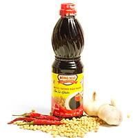 Nước tương đậu nành Bông Mai (480ml) - Đậm đà hương vị xưa
