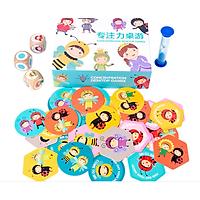 Đồ chơi tương tác- Tìm côn trùng( các nhân vật hoạt hình) giúp rèn luyện trí trớ, tinh mắt, phản xạ  cho bé