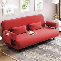 Ghế Sofa Giường Kachi MK191 Màu Đỏ