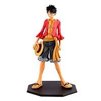 Mô hình Luffy - One Piece mũ rơm cỡ lớn 26cm