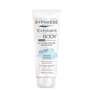 Tẩy tế bào chết toàn thân làm mềm da Byphasse Home Spa Experence Soothing Body Emulsion Sensitive Skin (350ml)