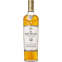 Rượu Whisky The Macallan Triple Cask Matured 12 Years Old 700ml 40% có hộp kèm theo