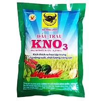 Phân bón đầu trâu Kali trắng cao cấp tăng năng suất và chất lượng nông sản - Gói 1kg
