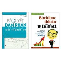 Combo Tuyệt Chiêu Đàm Phán Và Đầu Tư Thành Công: Bí Quyết Đàm Phán Để Nắm Bắt Mọi Thương Vụ + Sách Lược Đầu Tư Của W. Buffett (Bộ Sách Tuyệt Hay Dành Cho Doanh Nhân - Tặng Kèm Bookmark Green Life)