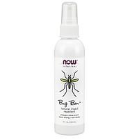 Bug Ban Natural Insect Repellent 4 fl.oz | BẢO VỆ DA, NGĂN NGỪA CÁC LOẠI CÔN TRÙNG ĐỐT (118ml)