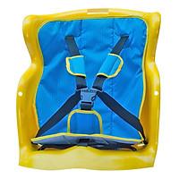 Ghế Ngồi Sau Xe Máy Beesmart X2 - Không Tựa Đầu (Xanh)
