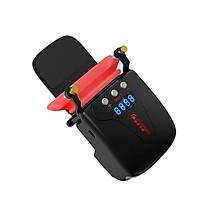 Quạt tản nhiệt COOLCOLD K36 USB làm mát máy tính xách tay hiển thị nhiệt độ tốc độ có thể điều chỉnh