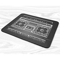 Miếng lót chuột mẫu Cassette