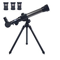 Outdoor Telescope Scientific Experiment High-definition Eyepiece Refractor Monocular Entry Astronomical Telescope with