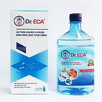 Dung dịch khử trùng Dr.ECA chai 500ml