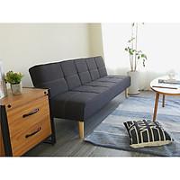 Sofa giường BNS 2021V (Xám đen)