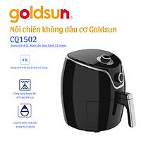 Nồi Chiên Không Dầu Cơ Goldsun CQ1502 (4.5L) - Hàng Chính Hãng