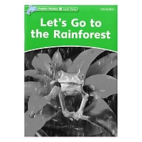 Dolphin Readers Level 3 Let'S Go To The Rainforest Activity Book