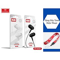 Tai Nghe với Mic 3.5mm In-Ear Stereo cho Điện Thoại Thông Minh/MÁY TÍNH/Pad - Hàng Chính Hãng