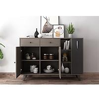 Tủ để đồ nhà bếp thông minh, tủ bếp TUR017
