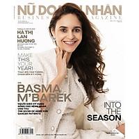 Tạp chí NỮ DOANH NHÂN số 122 phát hành T3/2019