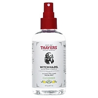 Xịt Khoáng Không Cồn THAYERS Alcohol-Free Cucumber Witch Hazel Toner Facial Mist 237ml (Dành cho da nhờn và mụn)