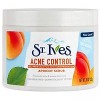 Sữa Rửa Mặt Ngăn Ngừa Mụn St.Ives Chiết Xuất Trái Mơ (283g) [ Được Mask 3W Clinic ]