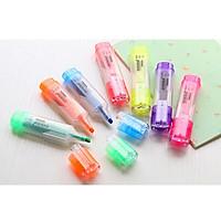 Bộ 7 bút màu, bút ghi nhớ Highlight cao cấp