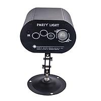Đèn Laser Mini 4 mắt 7 Màu NE 607