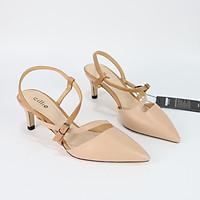 Giày sandal phối màu Cillie 1156