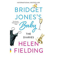 Vintage Contemporaries: Bridget Jones's Baby : The Diaries (Paperback)