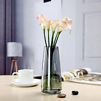 Lọ hoa thủy tinh Symphony phong cách Bắc Âu trang trí nhà cửa