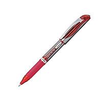 Bút Bi Nước Bấm Pentel 1mm BL60-B - Màu Đỏ