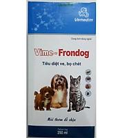 Vime Frongdog Xịt Rận, Bọ Chét