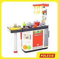Bộ Đồ Chơi Nhà Bếp Master Chef, Đồ Chơi Nấu Ăn An Toàn, Phát Triển Tư Duy Cho Bé – Polesie Toys MS: 67609
