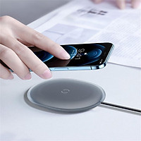 Wireless Charger 15w Fast Charge Silicone Cooling Lightweight Charging Board For Iphone12/11/promax/mini/8/se2 Huawei Samsung Xiaomi