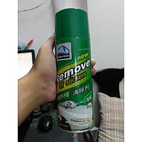 Bình xịt vệ sinh tẩy keo, vết băng dính, nhựa đường bám trên xe Oto, tẩy đa năng đồ nội thất