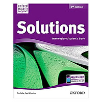 Solutions (2E) Intermediate DVD-ROM