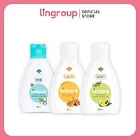 Combo siêu tiết kiệm 3 Dung dịch vệ sinh Lincare
