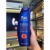 Dầu gội đầu Head&Shoulders Clinical Strength Shampoo dry scalp rescue làm sạch gầu 400ml mẫu mới