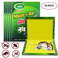 Mouse Board Sticky Mice Glue Trap High Effective Rodent Rat Snake Bugs Catcher Pest Control Reject Non-toxic Eco-Friendly