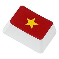 Keycap Filco Lá Cờ Việt Nam - Hàng Chính Hãng